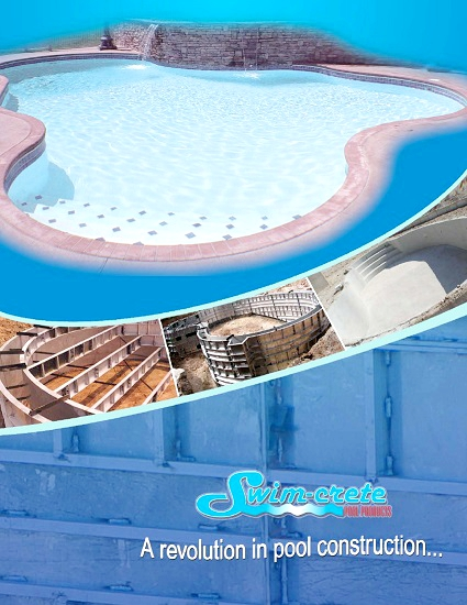 All concrete swimming pool construction process for Swimming pool construction